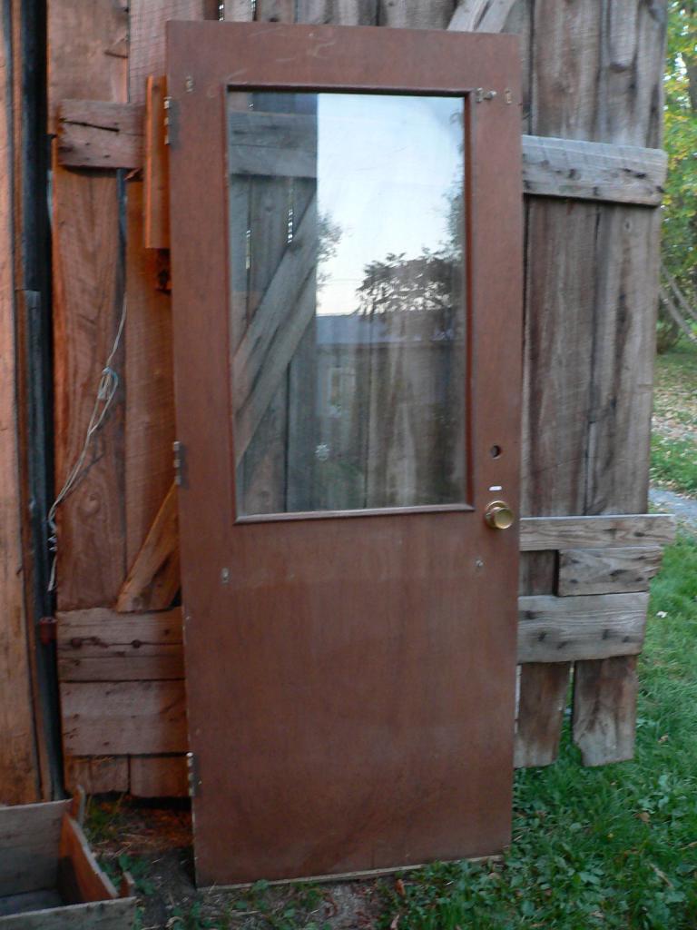 Porte vitrer # 1190