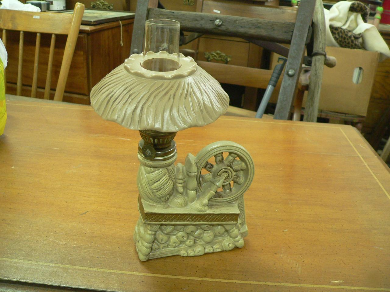 Lampe a l'huile # 1610