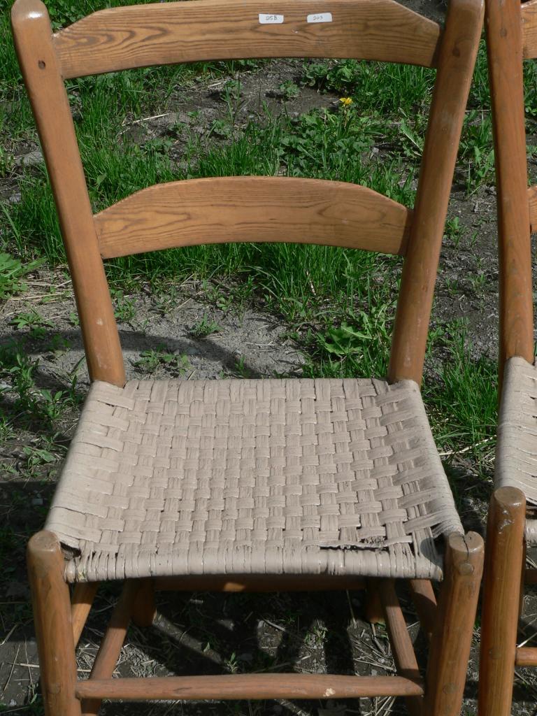 2 chaise # 203