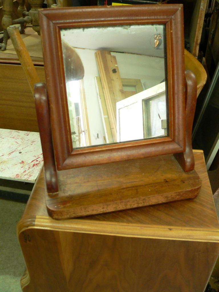 Miroir de table # 2061