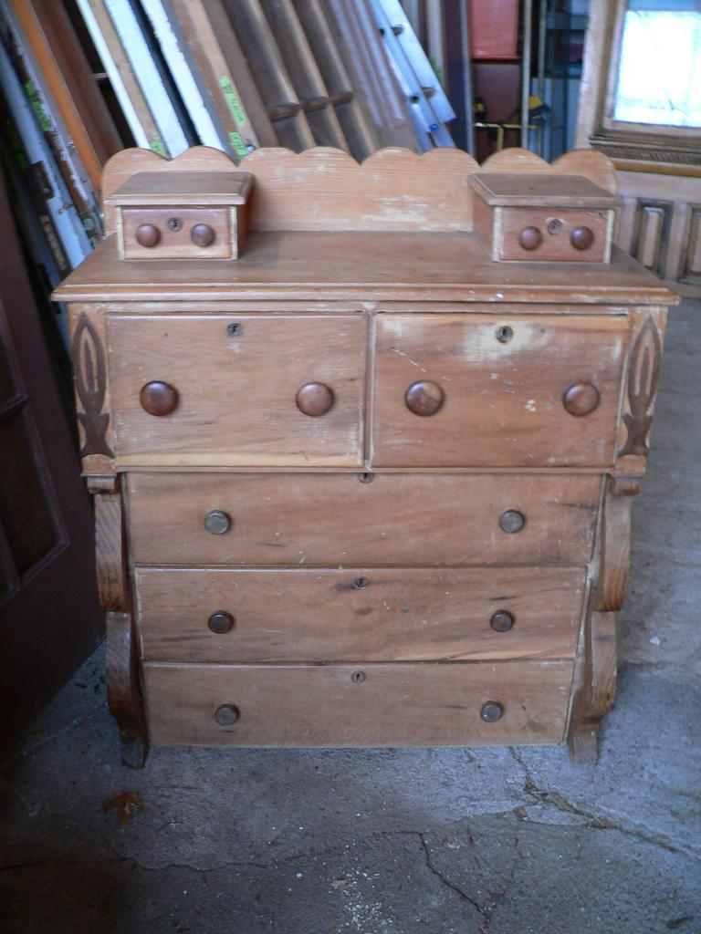 Commode antique #2401