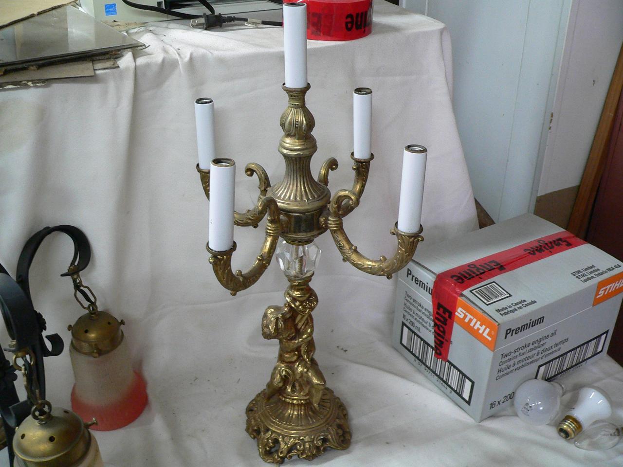 Lampe chandelier # 2946