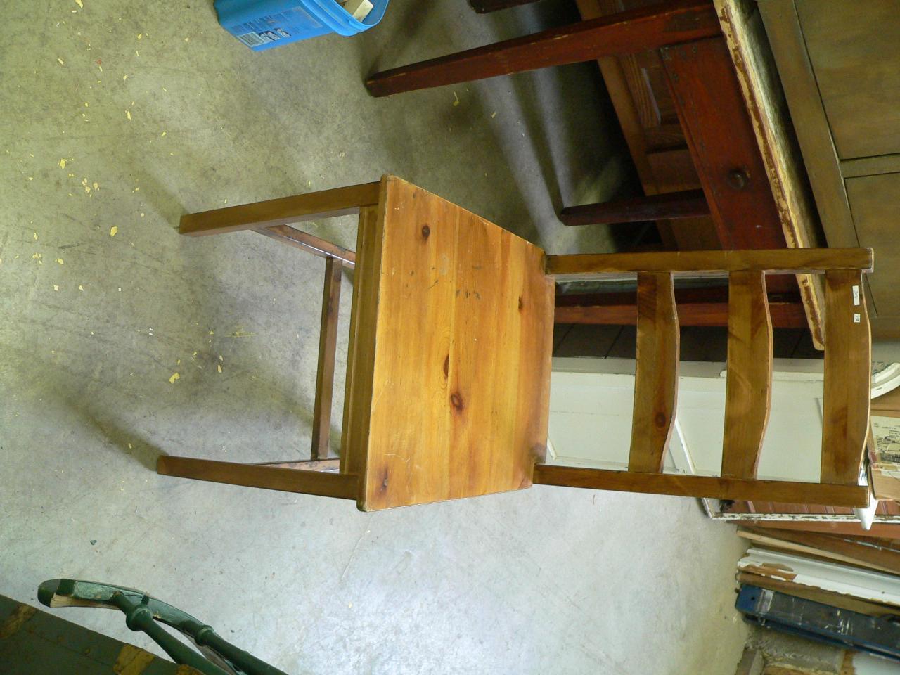 Chaise # 3091