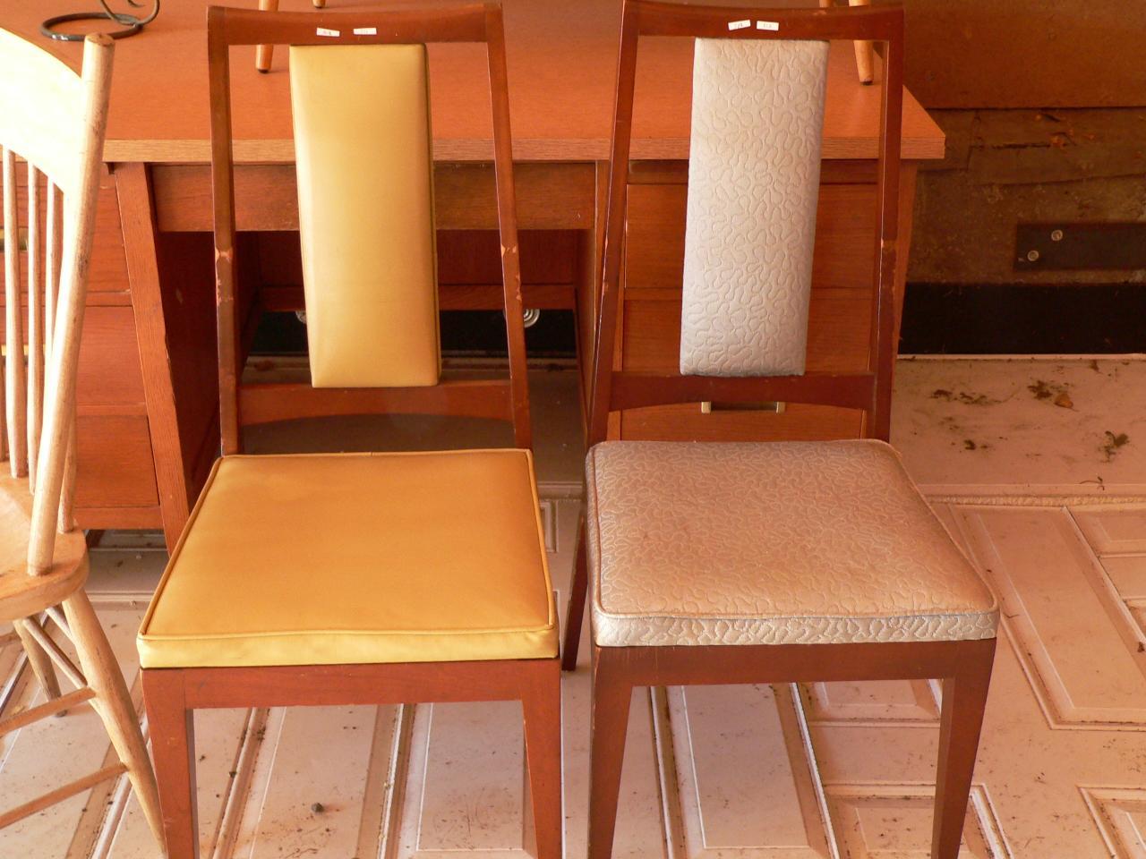 2 Chaise # 311 et 312
