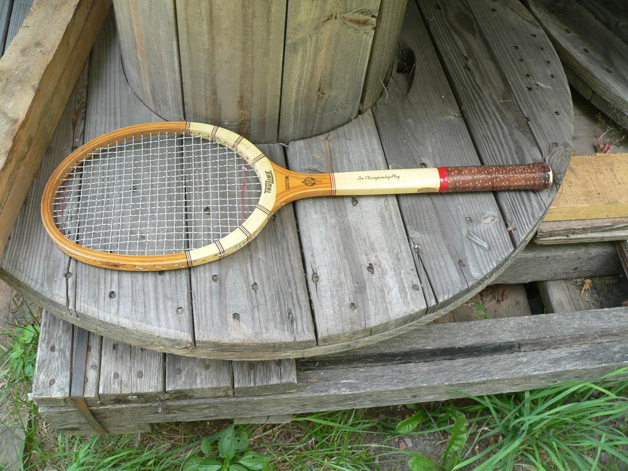 Raquette de tennis # 3204.1