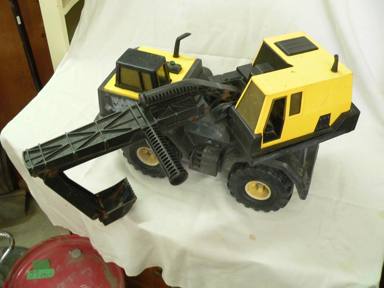 Camion excavatrice tonka # 3578