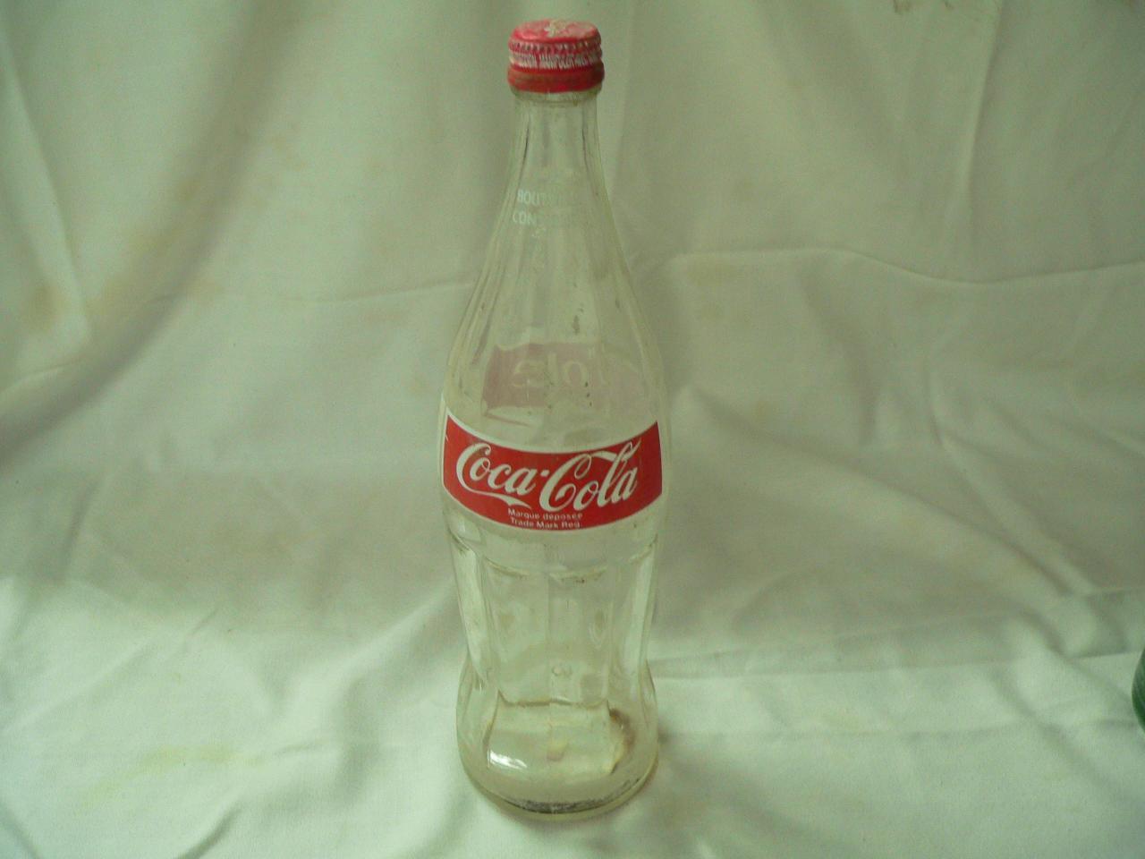 Bouteille coke # 3615.4