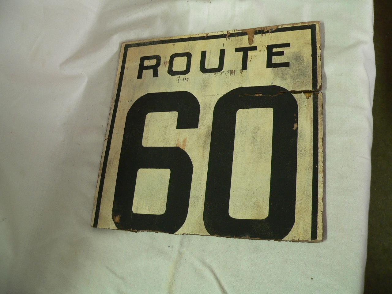 Enseigne routière # 3693