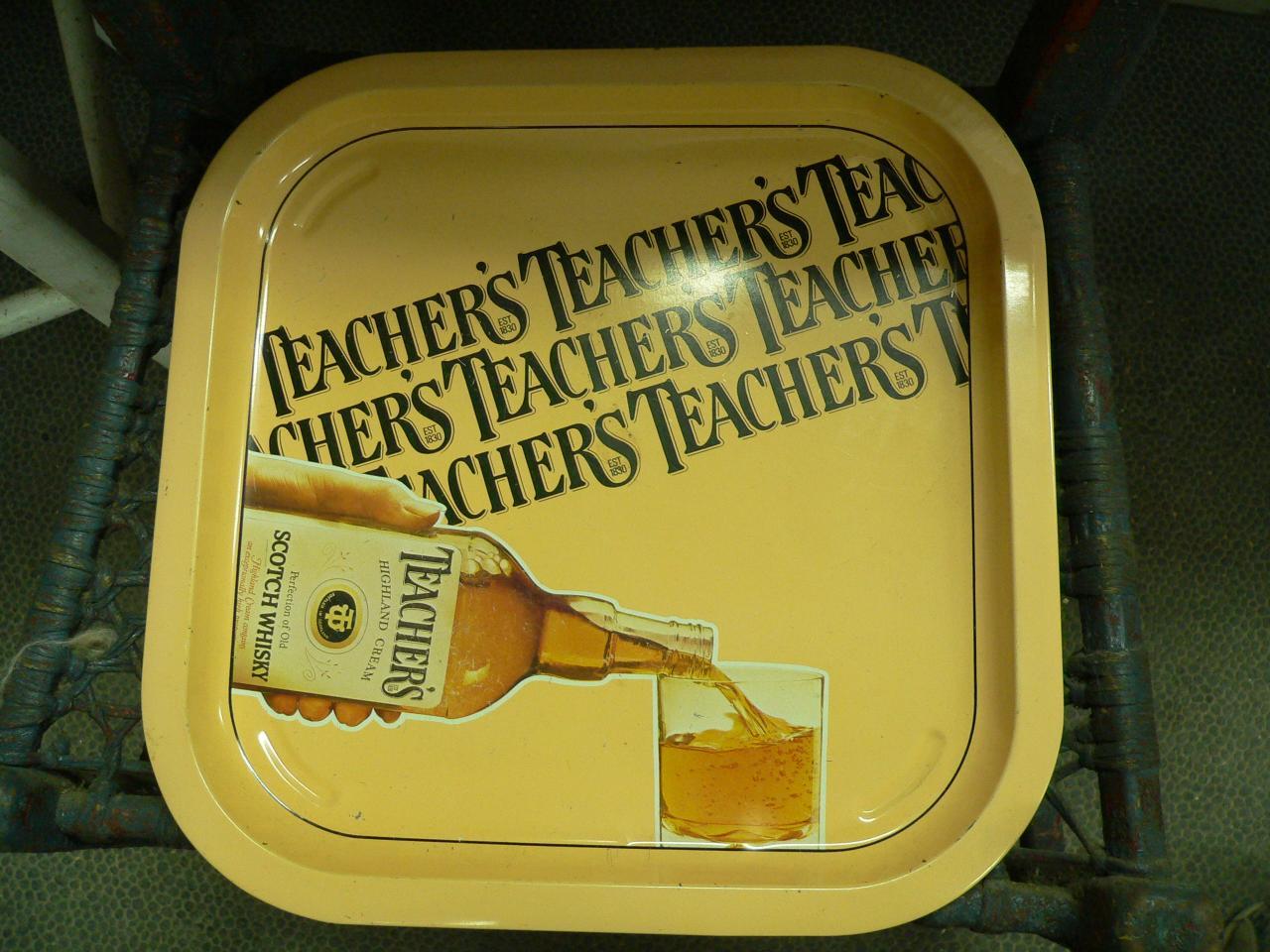 Cabaret teacher's scotch whisky #3930