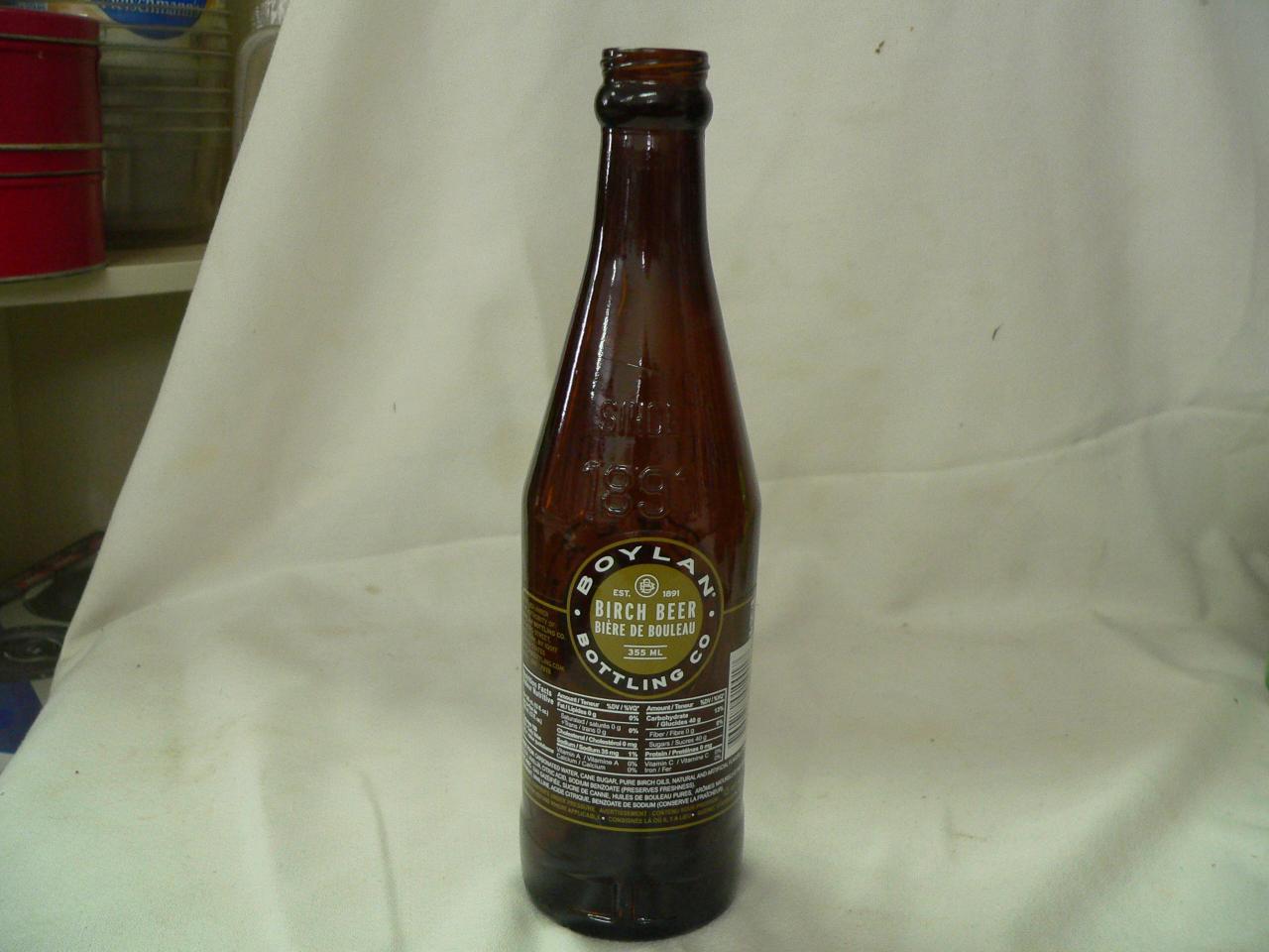 Bouteille boylan bottling # 3944.1