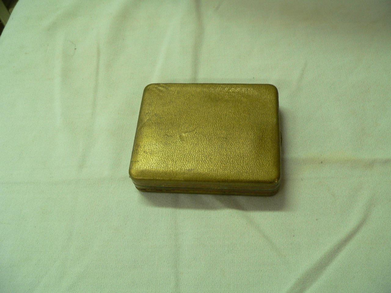 Trousse de beauté antique # 3954