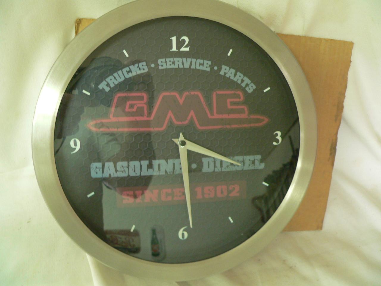 horloge GMC # 4004