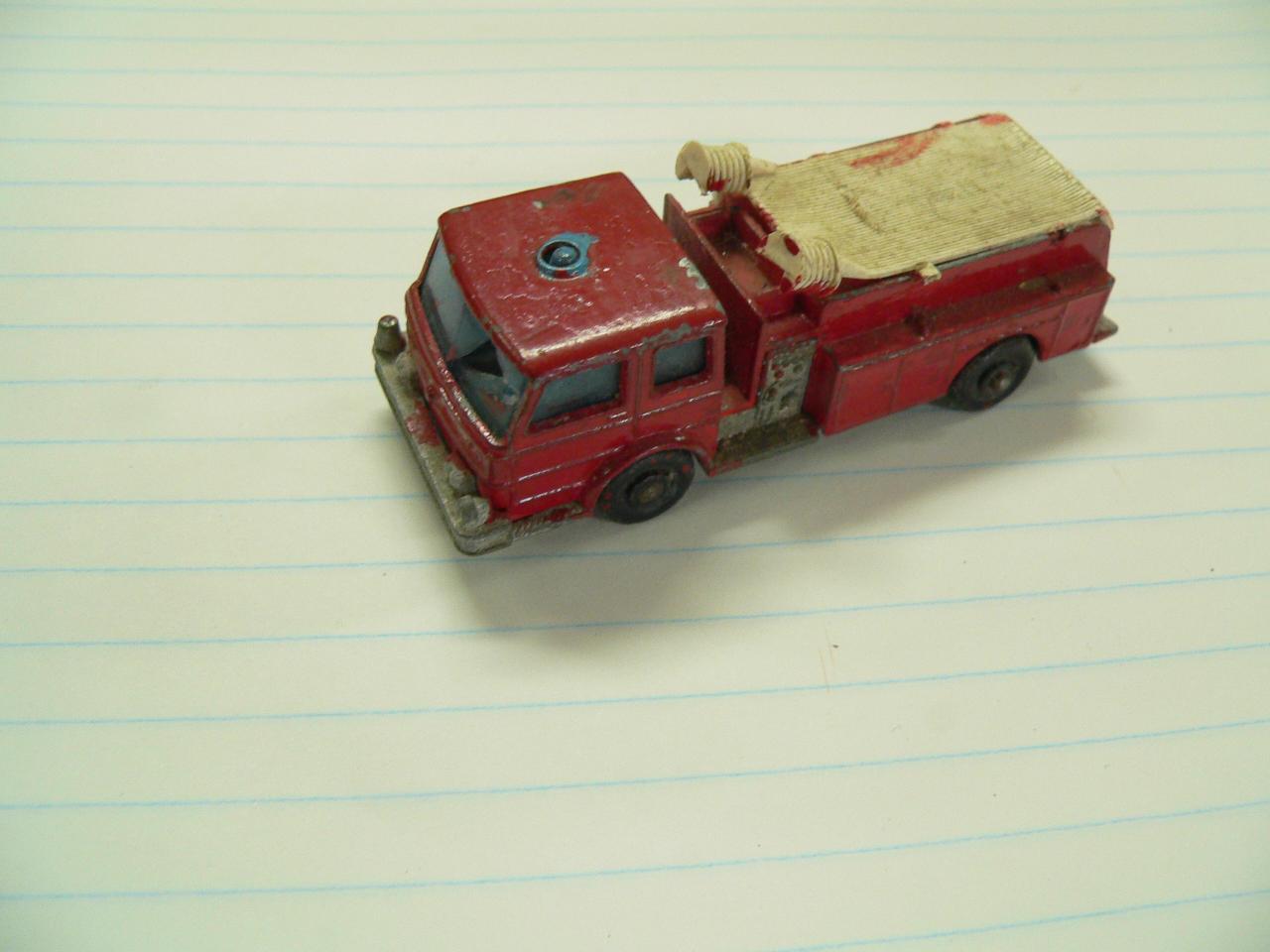 Camion pompier # 4027.3