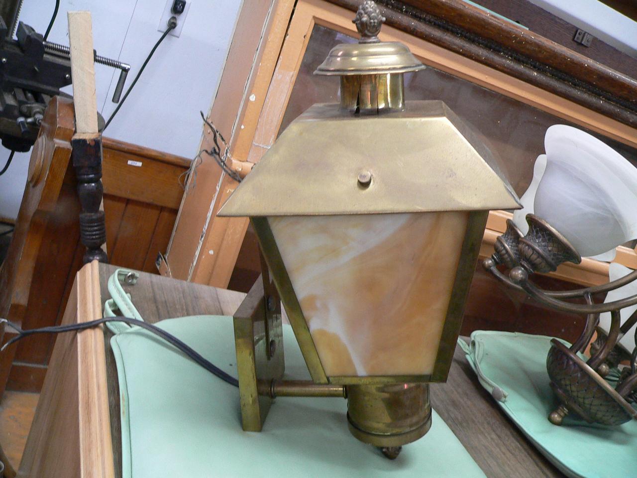 Lampe extérieur mural # 4057