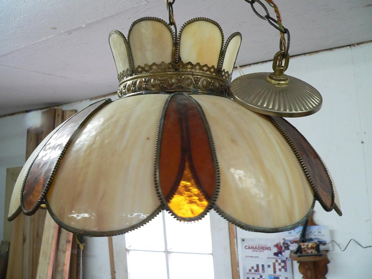 Lampe suspendu # 4074