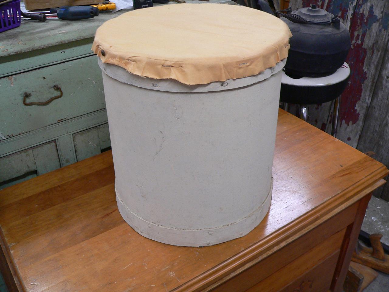 Ancienne caisse de fromage # 4379