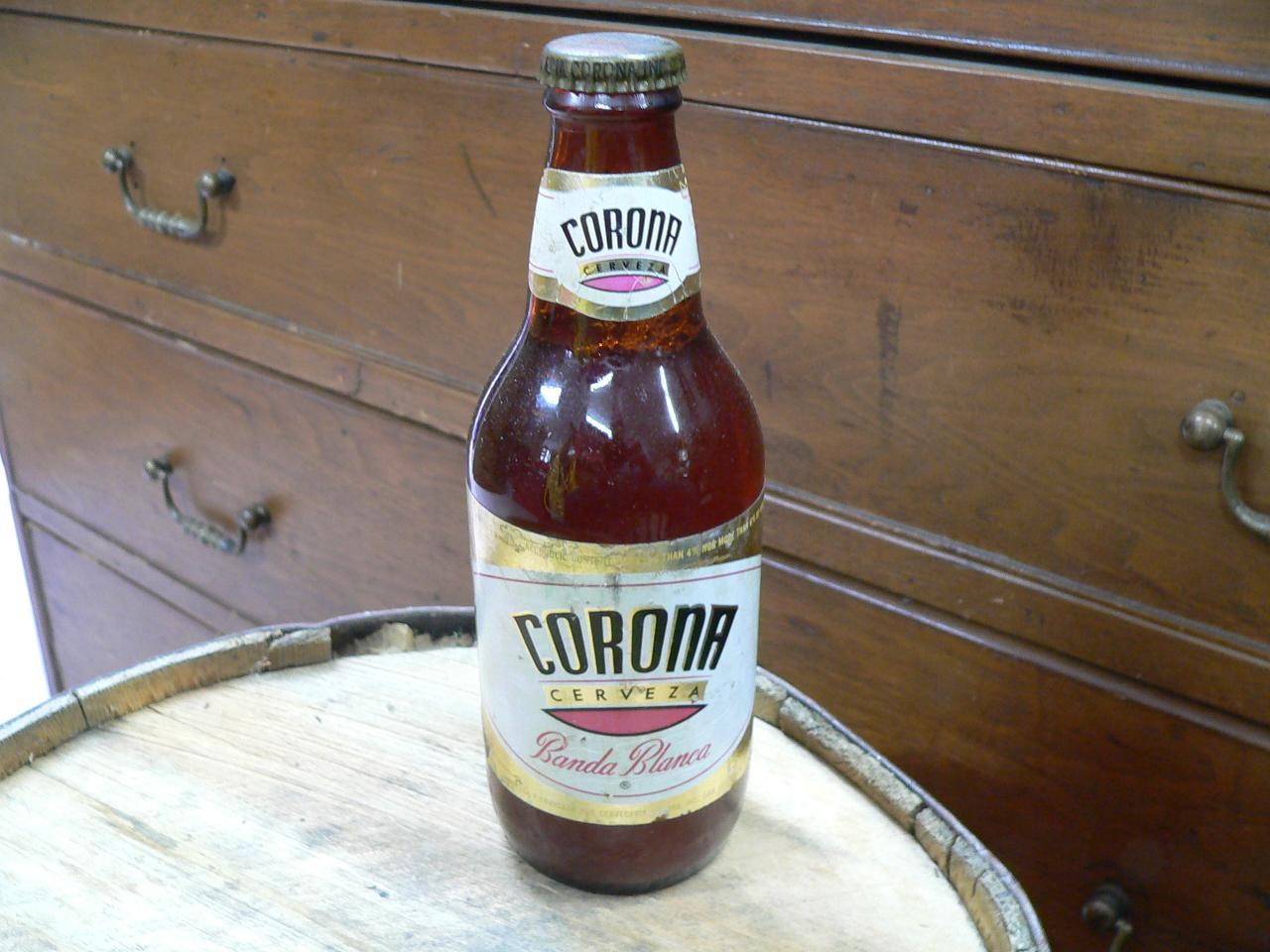 Bouteille corona cerveza # 4664.4