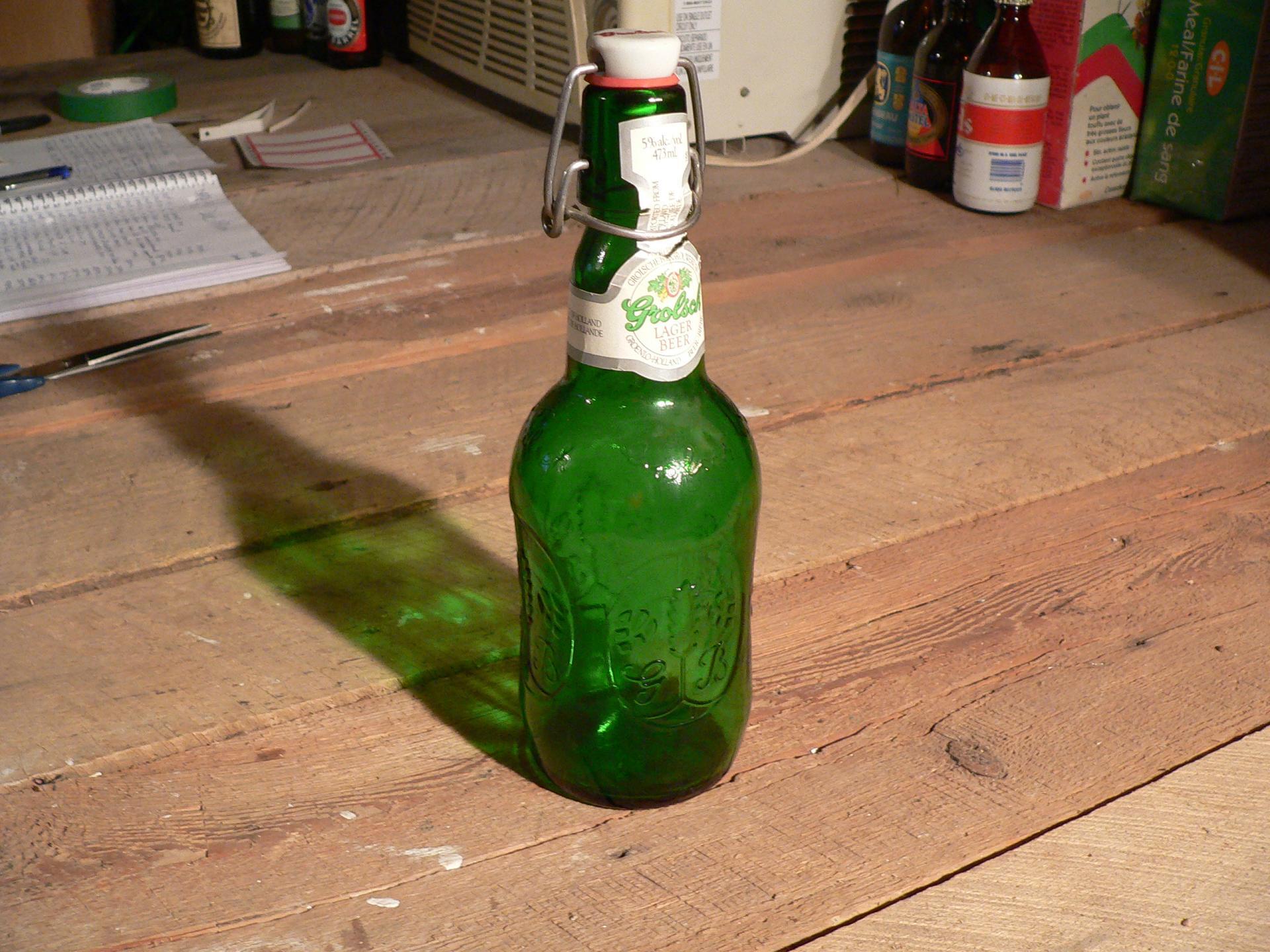 Bière grolsch #4739.29