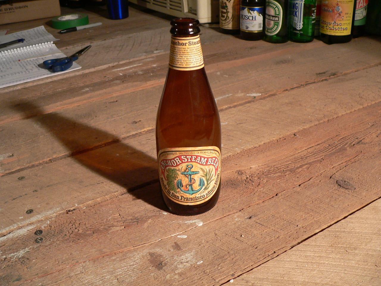 Biere anchor steam beer # 4739.37