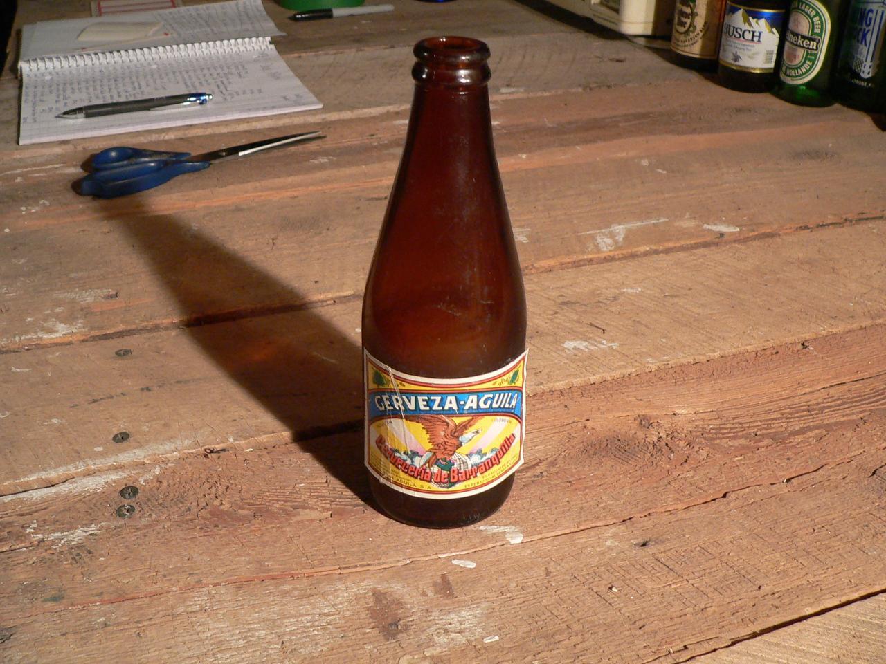Biere cerveza aguila # 4739.41