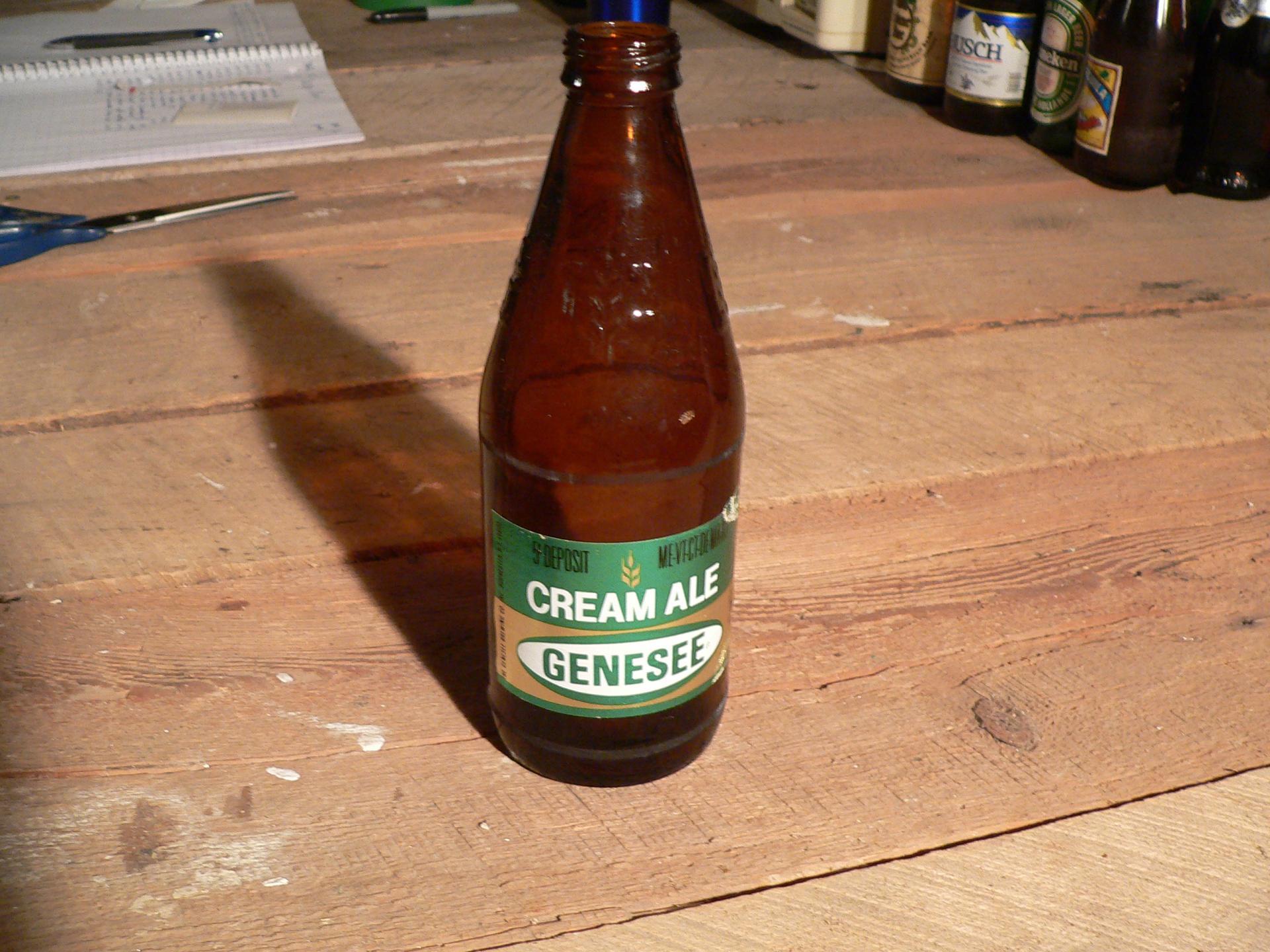 Biere genesee cream ale # 4739.58