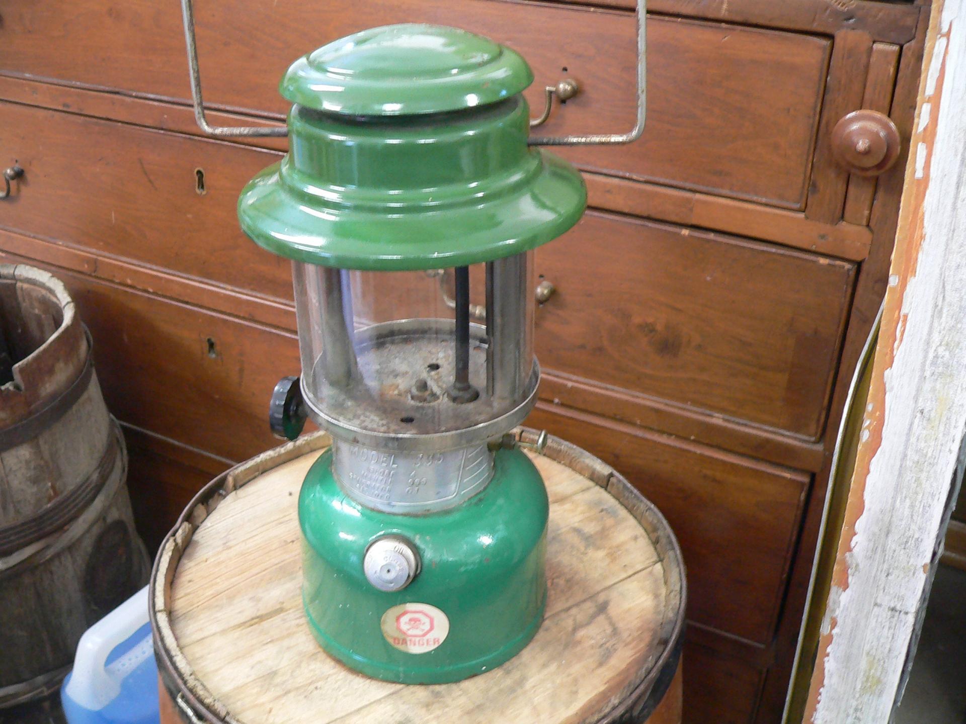 Lanterne antique coleman # 4781