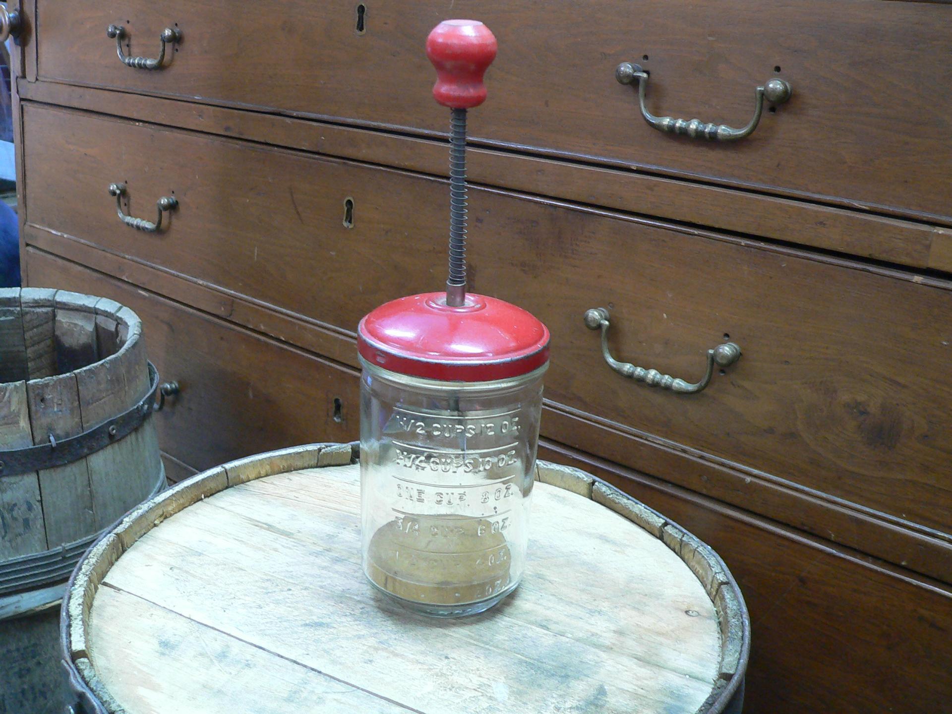 Pot avec mesure #4823