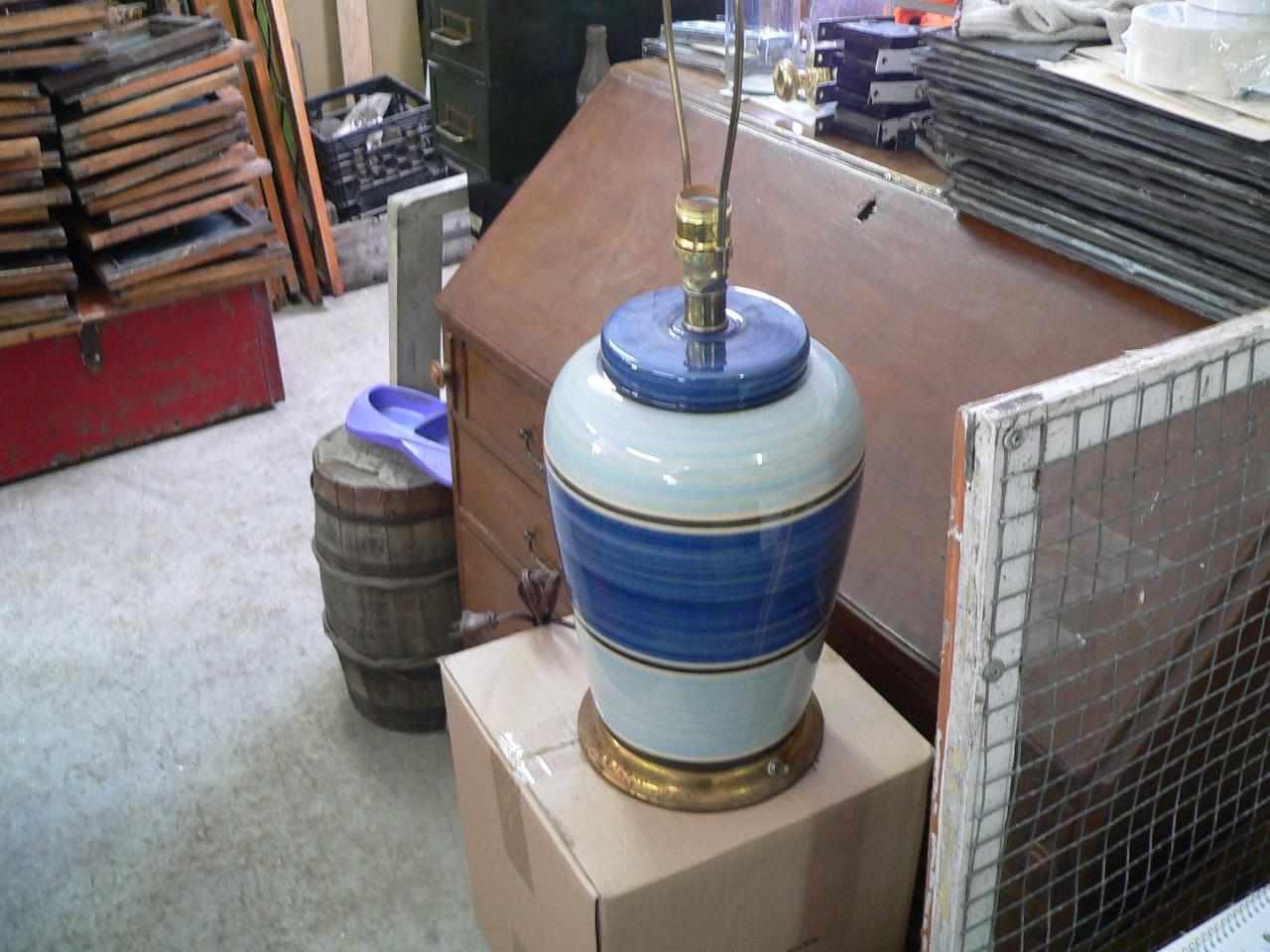 Lampe de salon # 4940