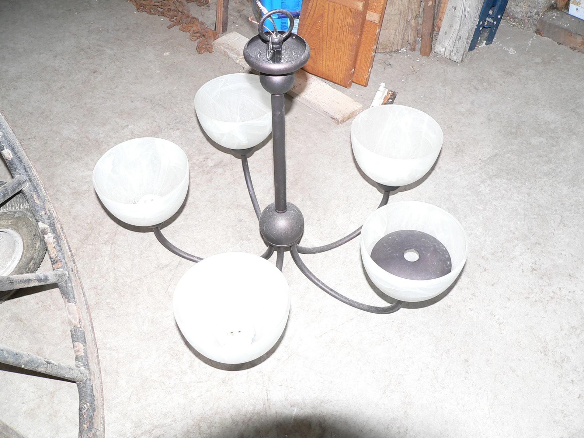 Lampe suspendu # 5075