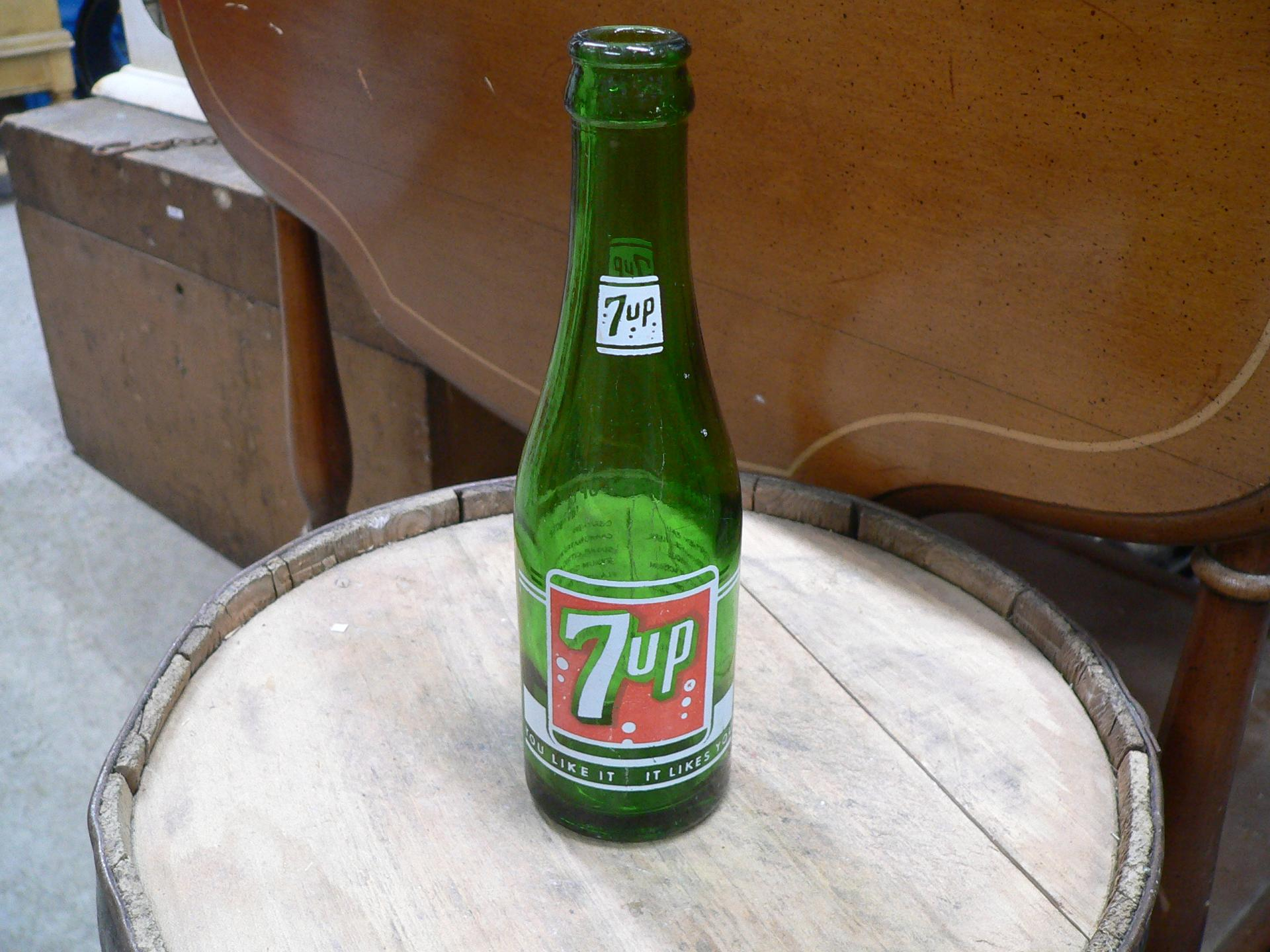 Bouteille 7up # 5214.3