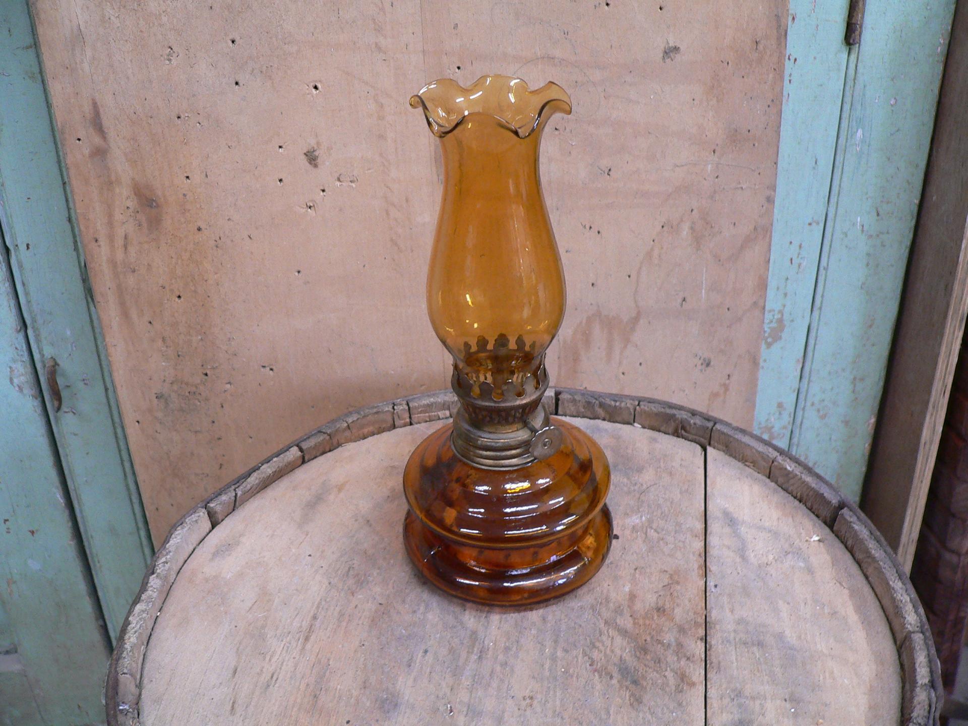 Petite lampe a l'huile # 5329.1