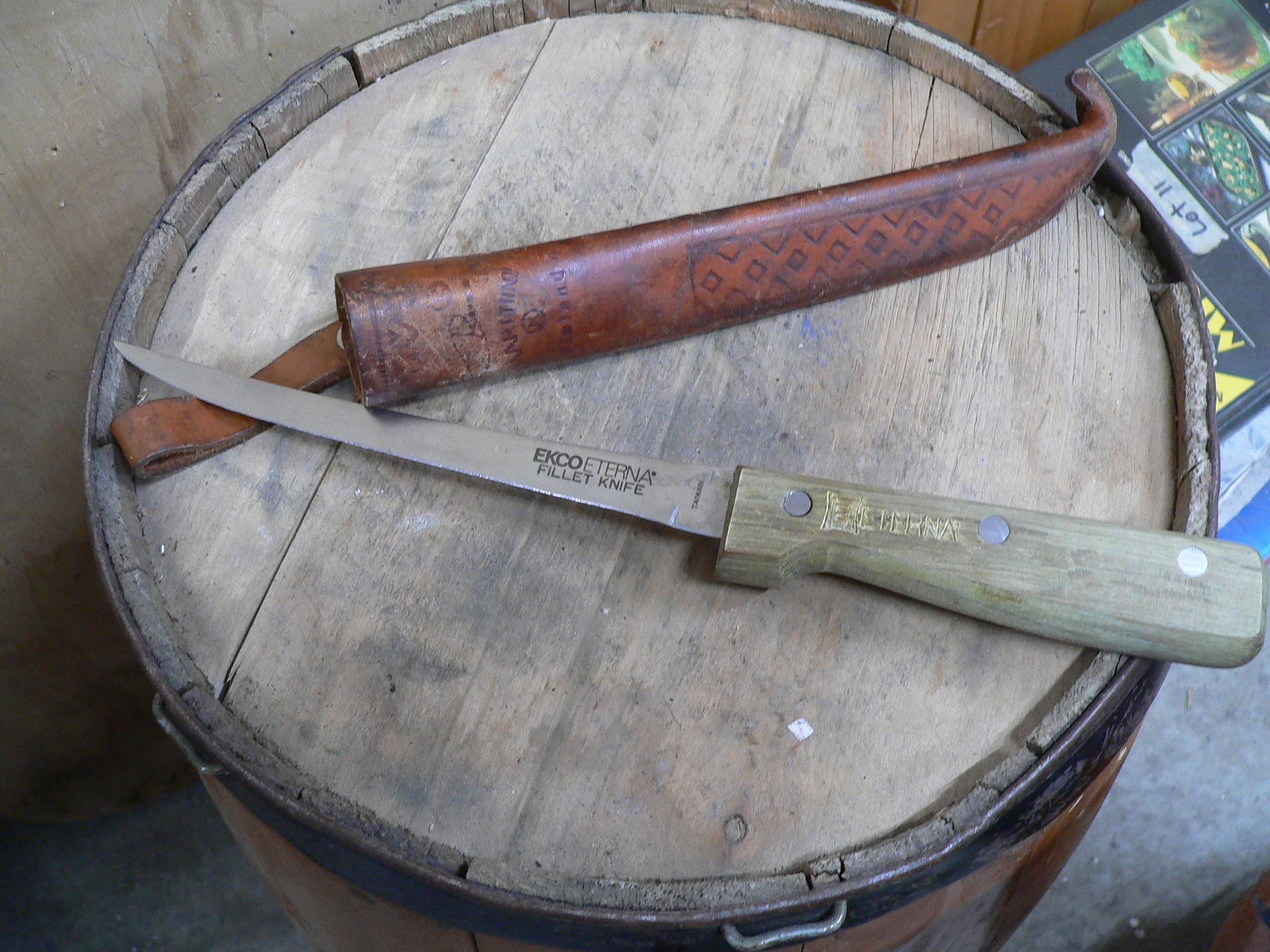 Couteau a filet # 5454.8