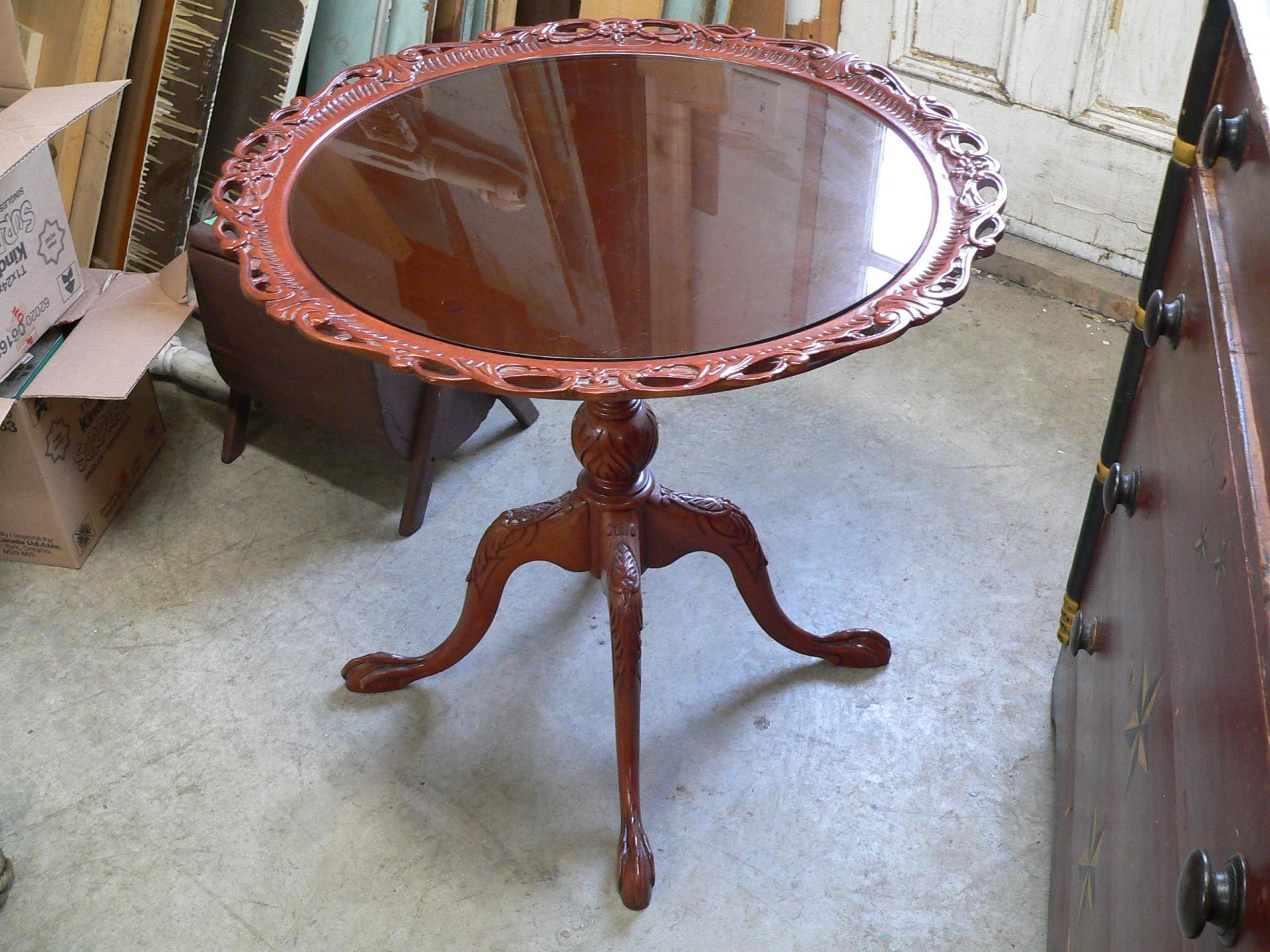 Table de bonne qualité antique # 5488