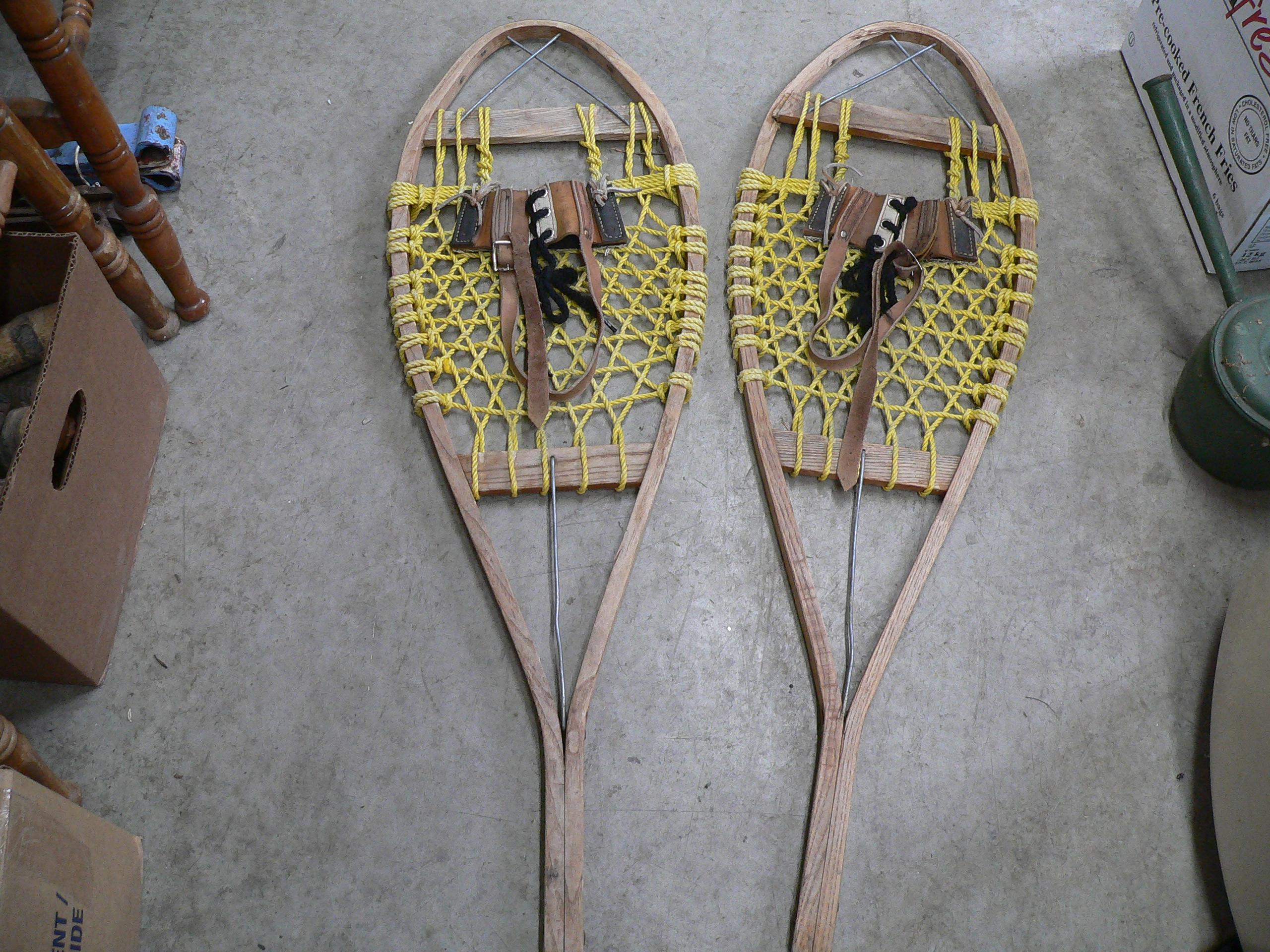 Paire de raquette # 5597
