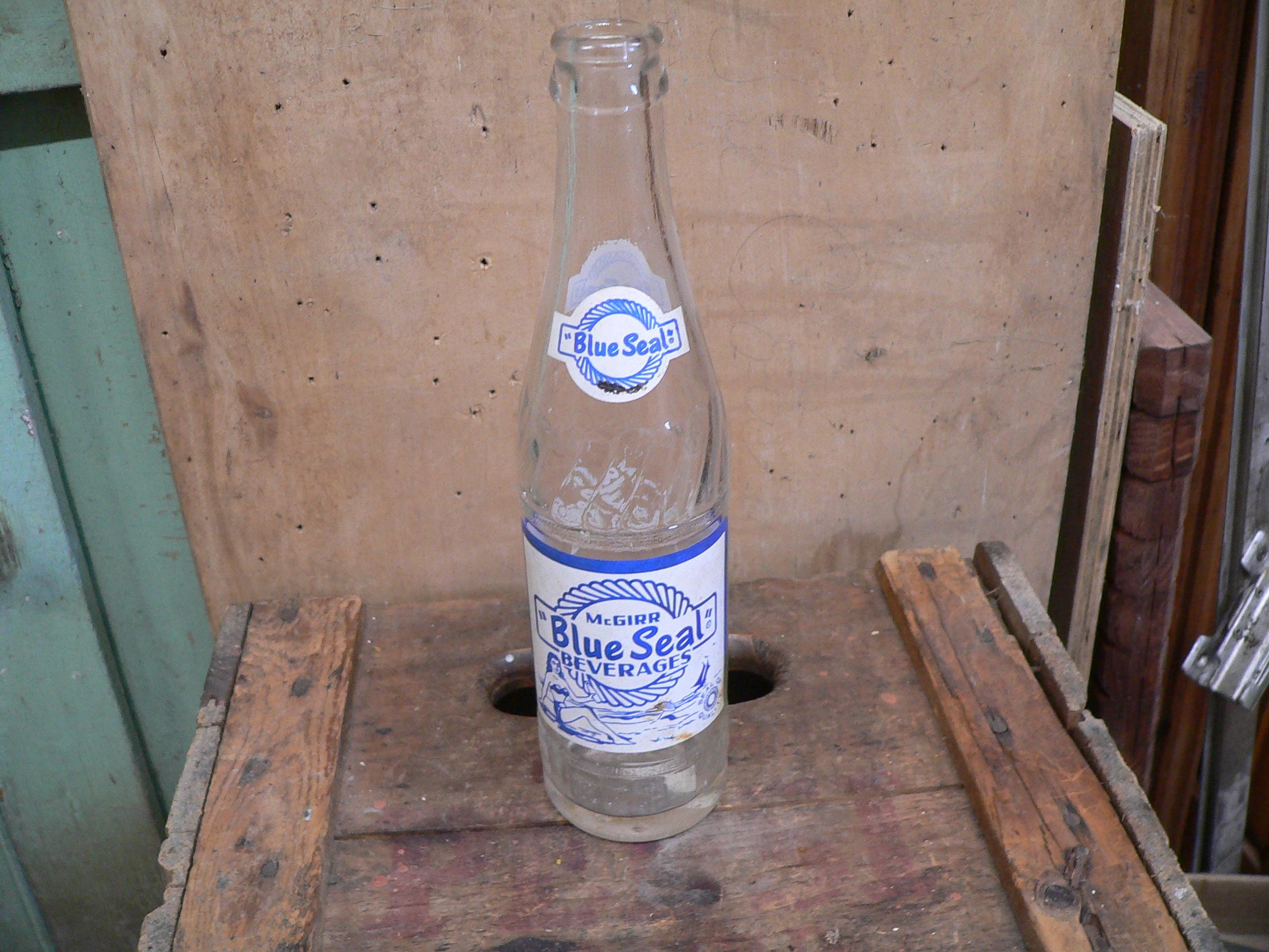 Bouteille blue seal beverages # 5717.2