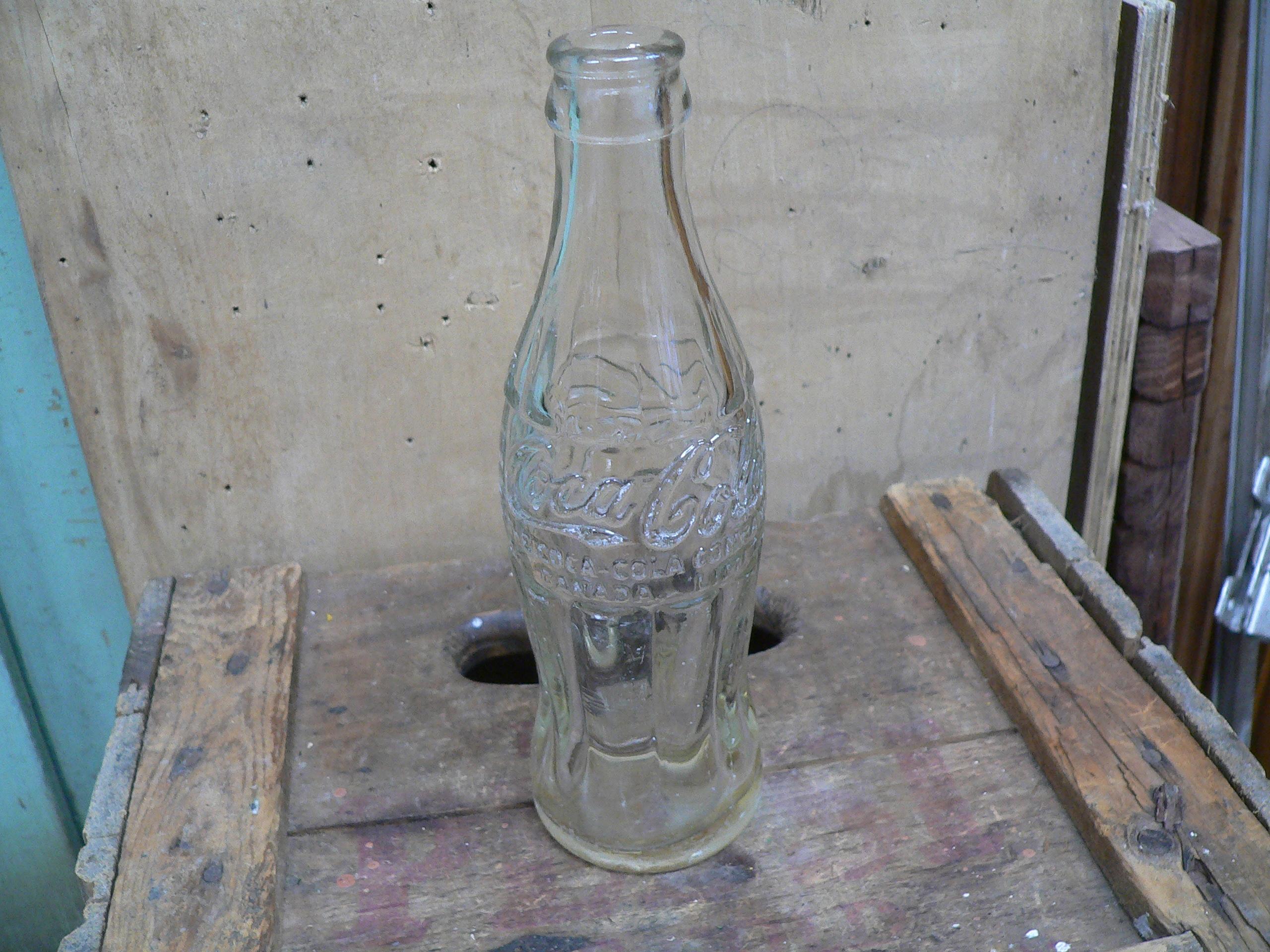 Bouteille antique coke # 5745.4