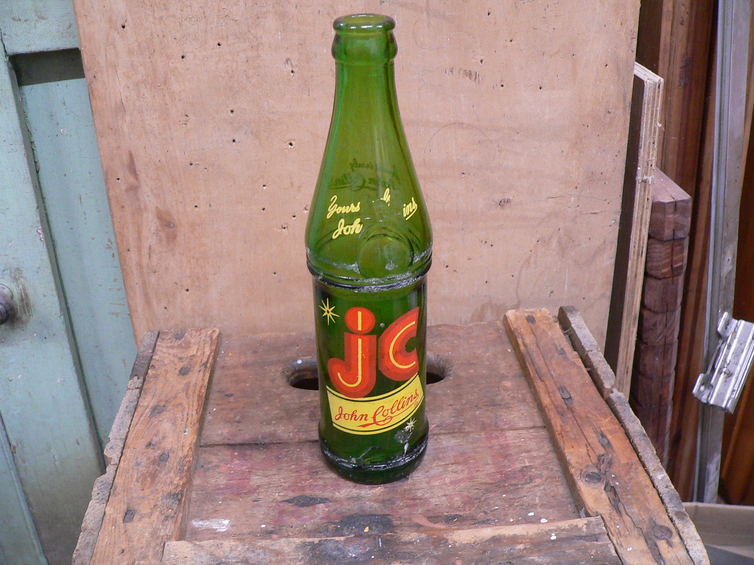 Bouteille antique JC # 5746.2
