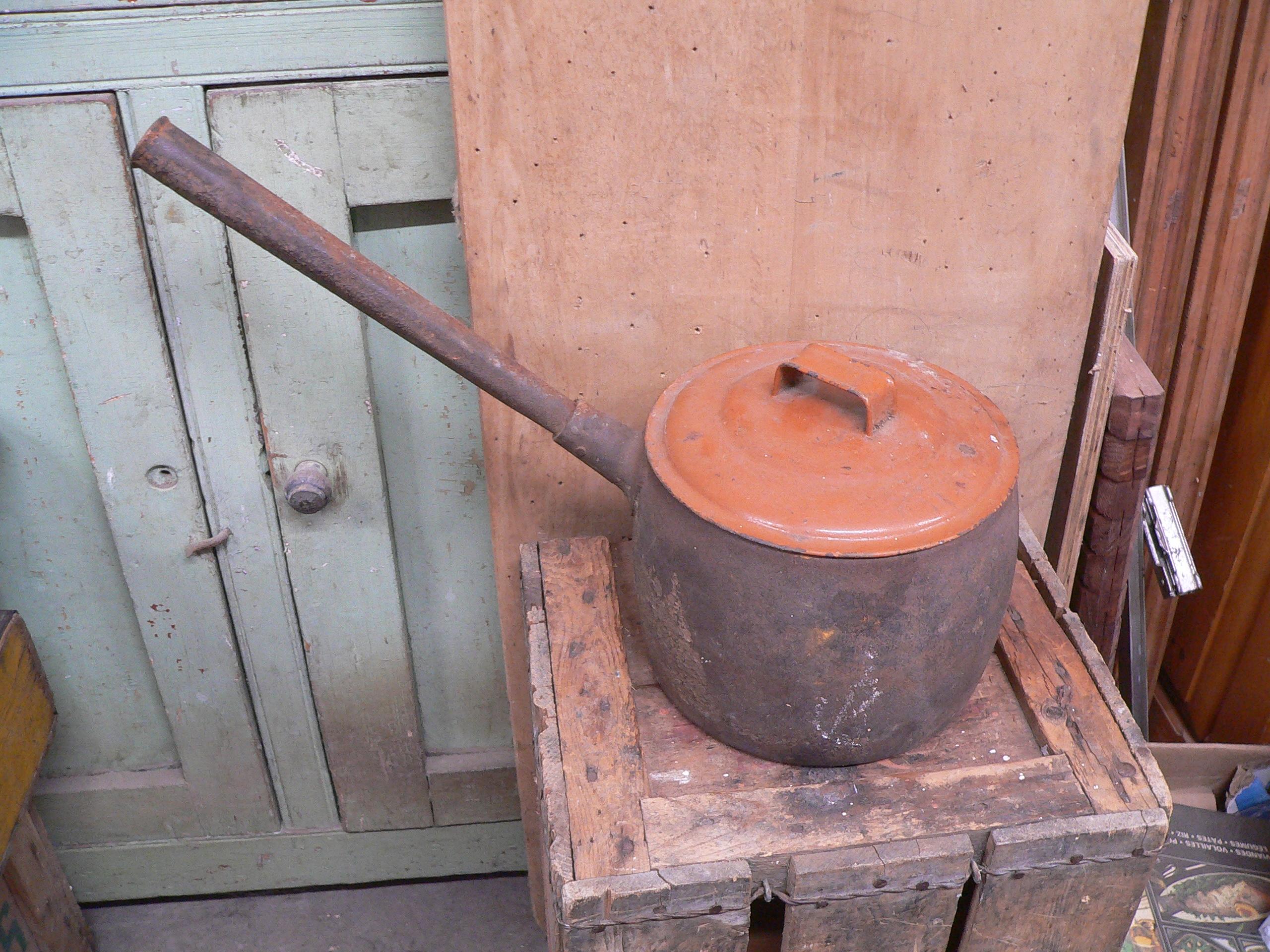 Chaudron antique # 5794.11