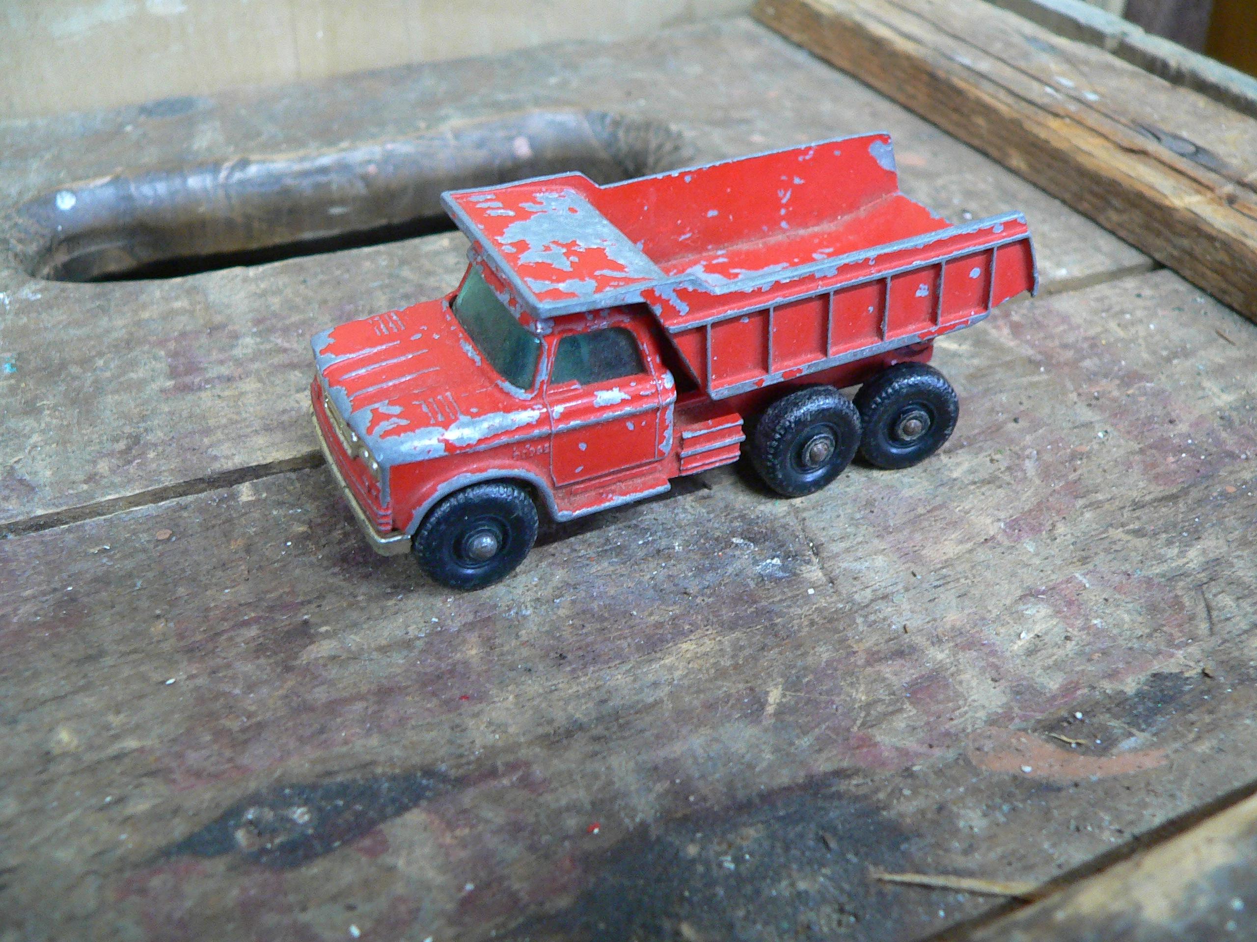 Dodge dump truck # 5928.15
