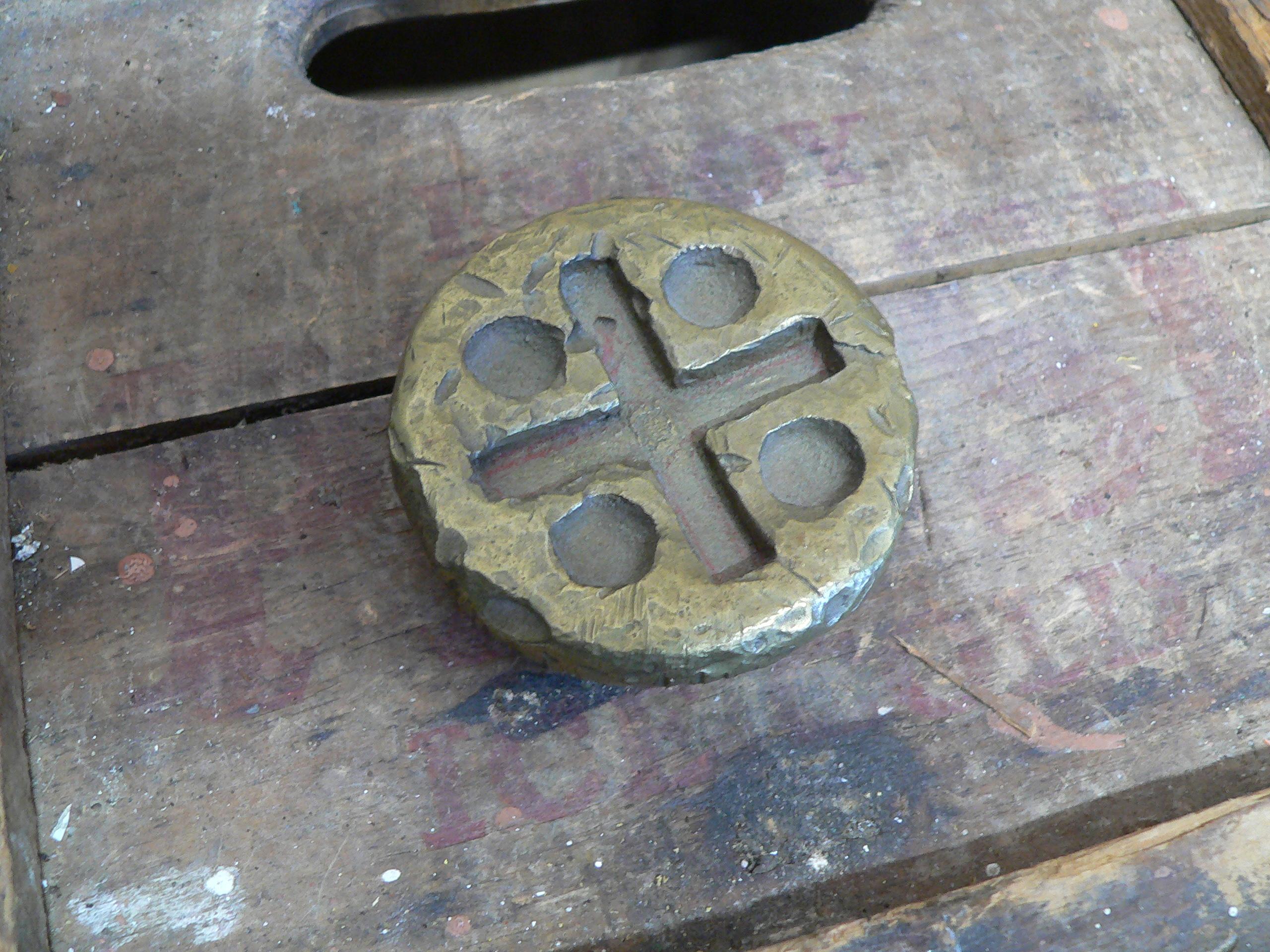 Bouchon antique de radiateur # 5980.13