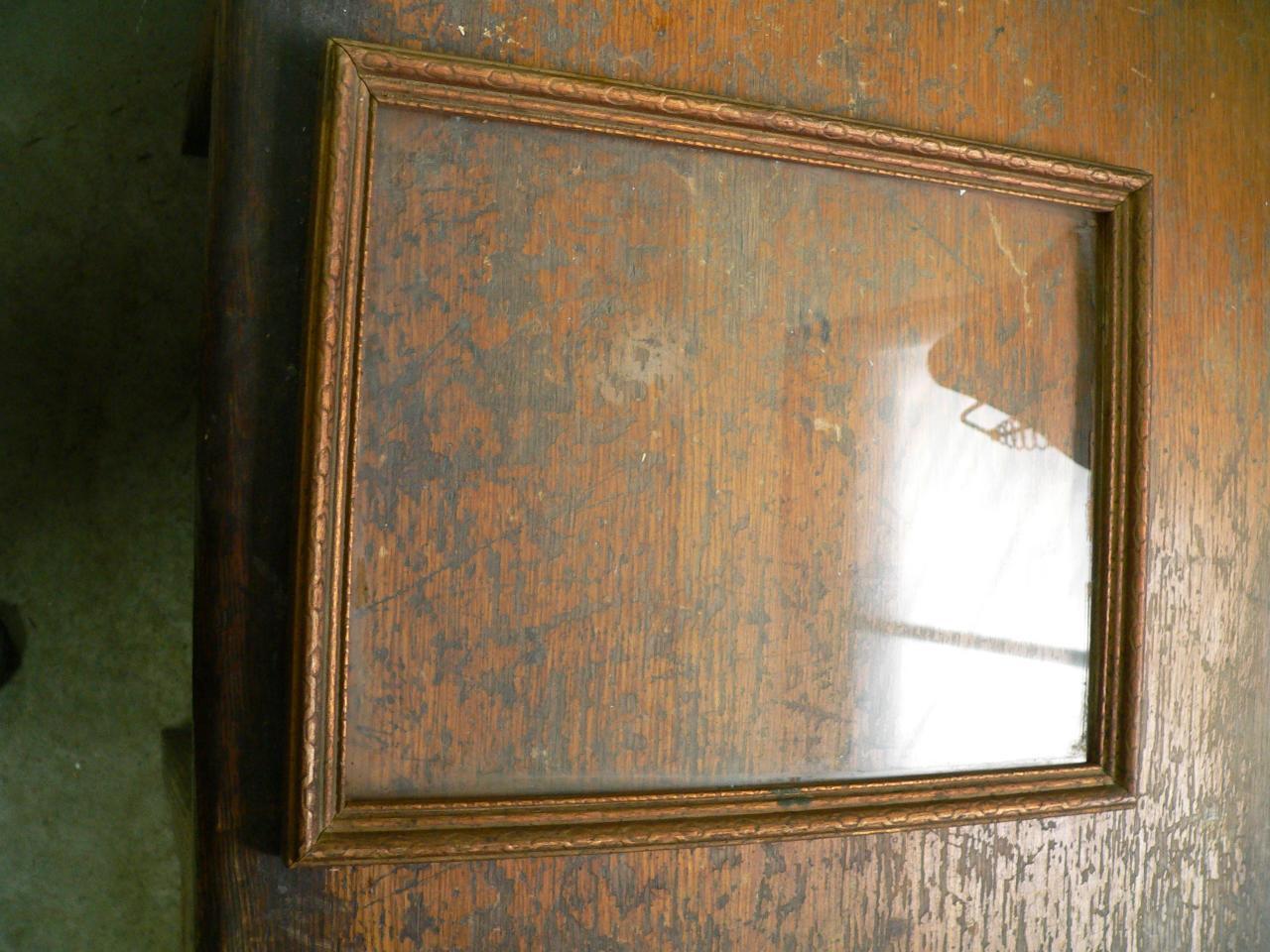 Cadre antique # 1158