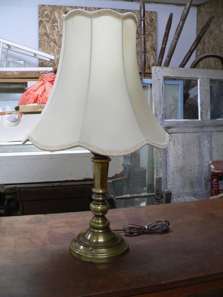 Lampe # 1231
