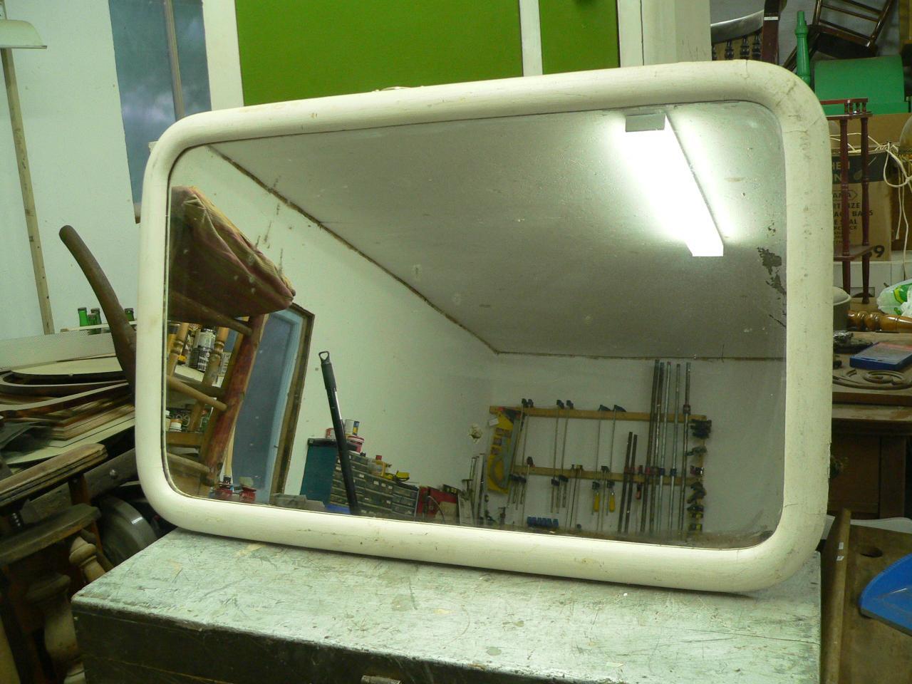 Miroir antique # 1906