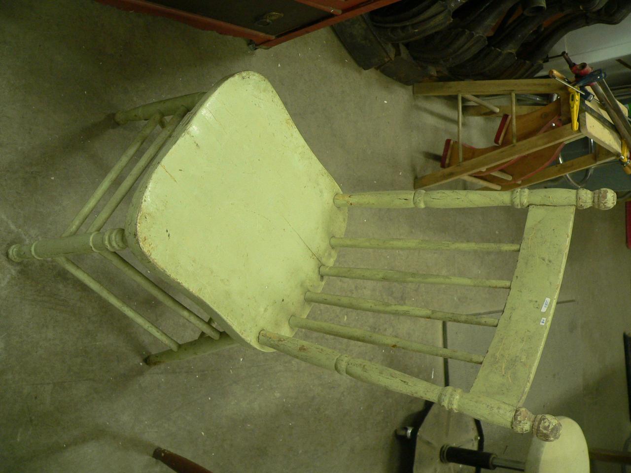 Chaise # 2357
