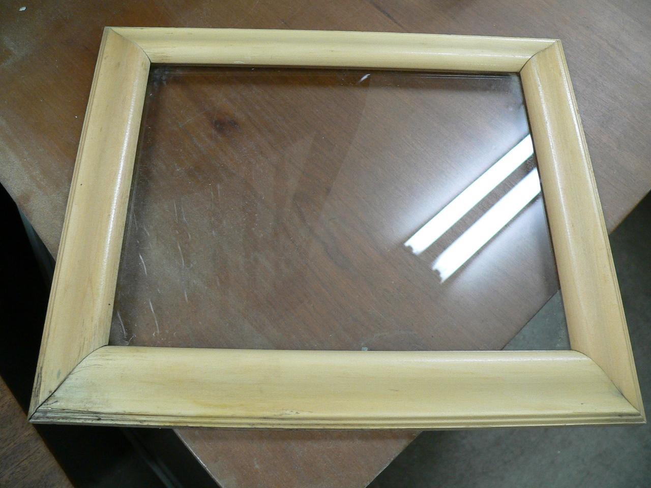 Cadre en bois # 2614.1