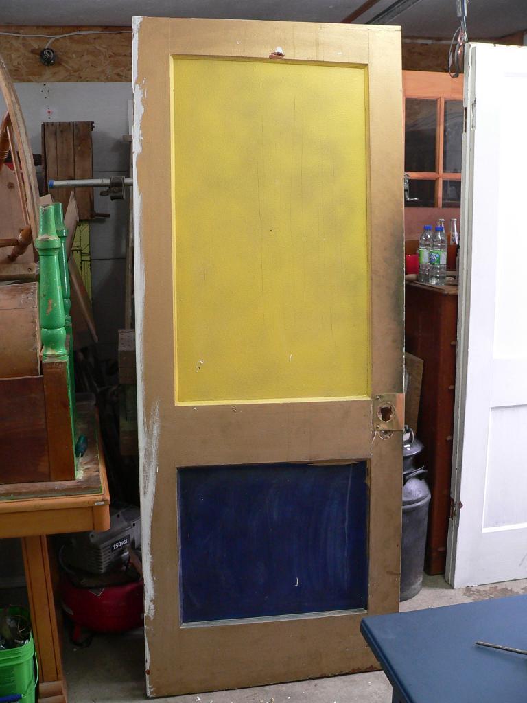 Porte antique # 2692