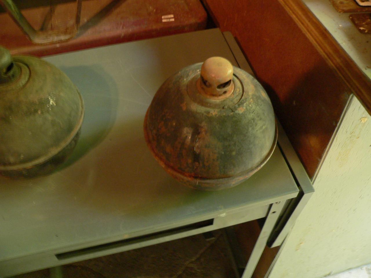 lampe Toledo antique # 3196.1