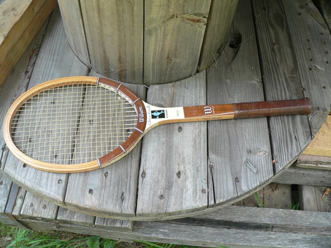 Raquette de tennis # 3204.2