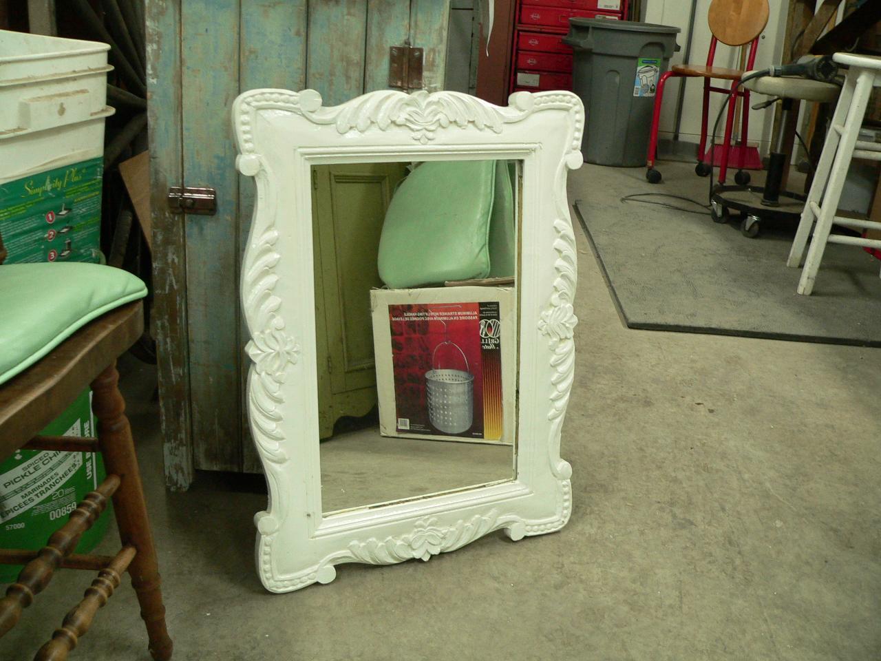 Miroir antique # 3302