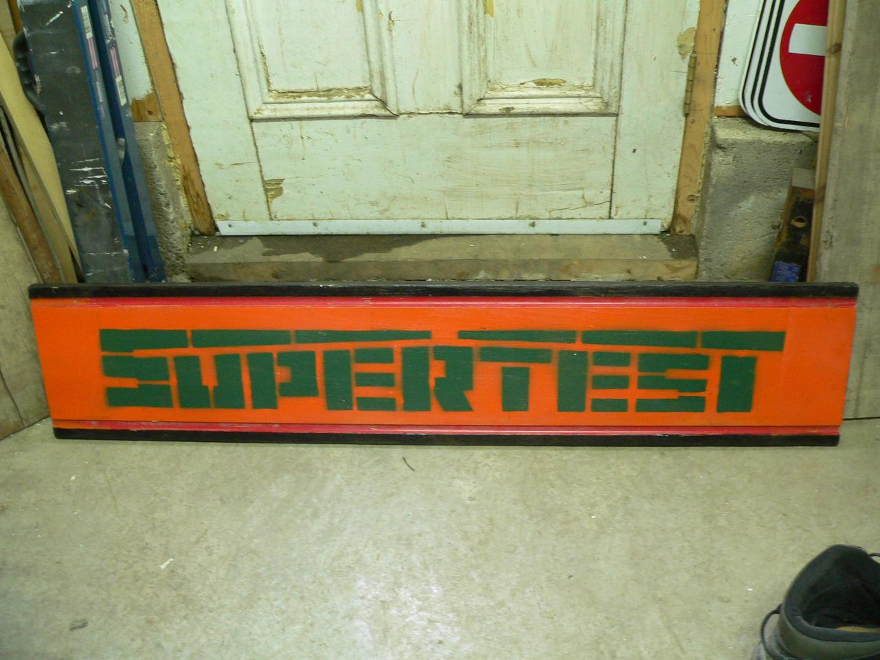 Annonce supertest #3935